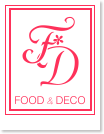 FOOD & DECO 料理・テーブルコーディネート・和の伝統とテーブル